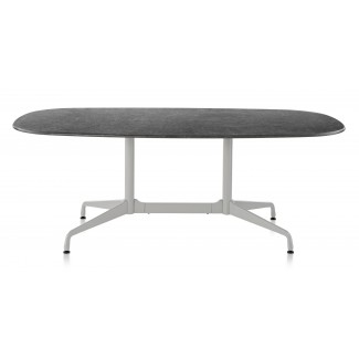 Herman Miller Eames® Table - Oval Top and Segmented Base