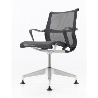 Herman Miller Setu Chair 4-star base