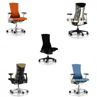 Herman Miller Embody® Chair Build Your Own