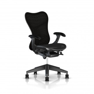 CLEARANCE - Herman Miller Mirra® 2 Chair - Fully Loaded