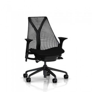 Herman Miller Sayl® Chair Basic - Black