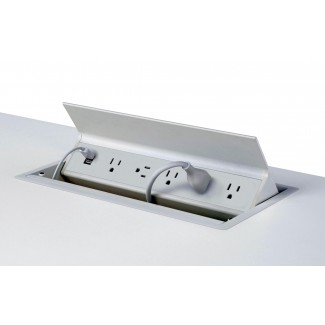 Herman Miller Logic Power Access Solution - Grommet Mount