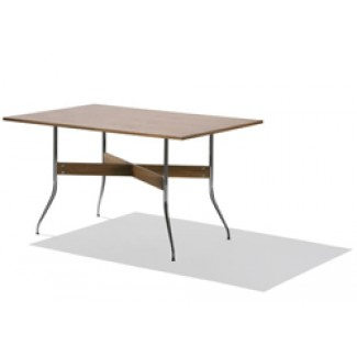 Herman Miller Nelson Swag Leg Dining Table Rectangular