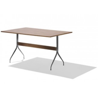 Herman Miller Nelson™ Swag Leg Work Table Rectangular