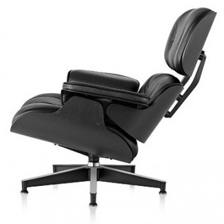 Herman Miller Eames® Lounge Chair Ebony