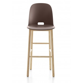 Emeco Alfi Bar Stool