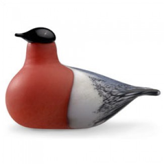 Iittala Birds by Toikka Bullfinch