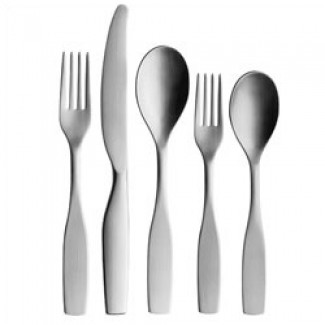 Iittala Citterio 98 Five Piece Place Setting