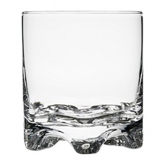 Iittala Gaissa Double Old Fashioned Glass Set of 2 - Clear