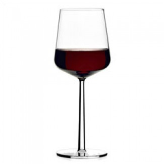Iittala Essence Set of Two Red Wine Glasses