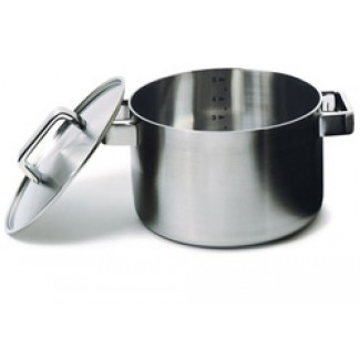 Iittala Tools Stainless Steel Casserole With Lid