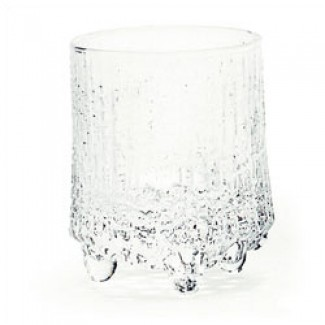 Iittala Ultima Thule Set of Two Old Fashioned Glasses