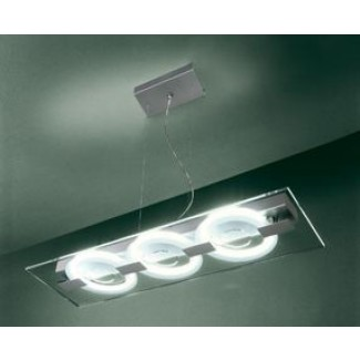 Leucos O-Sound 3 Suspension Lamp
