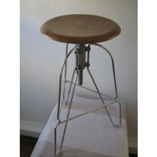 Jeff Covey Model 6 Stool Walnut seat