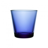 Iittala Kartio Set of Four Tumblers, Ultramarine Blue