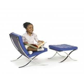 Knoll Ludwig Mies Van Der Rohe - Child's Barcelona Lounge Chair