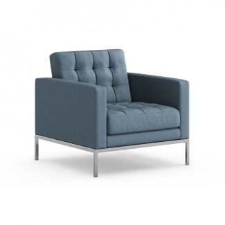 Knoll Florence - Relaxed Lounge Chair