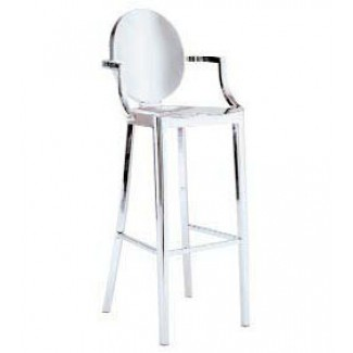 Emeco Kong Counter Stool With Arms