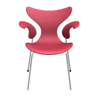Fritz Hansen Upholstered Lily Armchair