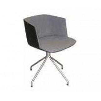 Lapalma Cut swivel Base Armchair  (Fully Upholstery)