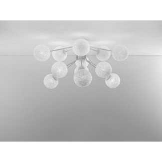 Lumen Center Iceglobe Micro P Ceiling Lamp