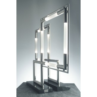 Lumen Center Quadro Table Lamp