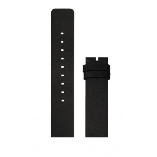 Leff Amsterdam Tube D38 Watch Leather Strap