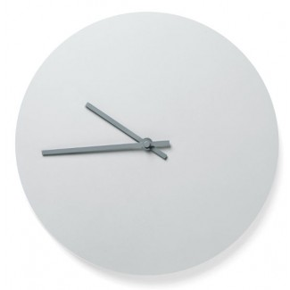 Menu Steel Wall Clock