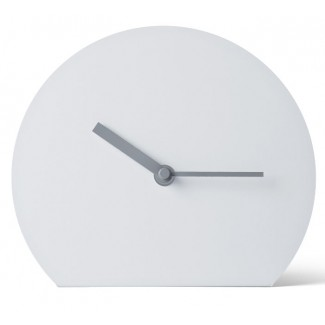 Menu Steel Stand Clock
