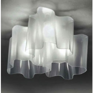 Artemide Logico Triple Nested Ceiling Lamp