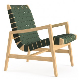 Knoll Jens Risom - Lounge Chair - With Arms