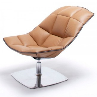 Knoll Markus Jehs and Jurgen Laub - Lounge Chair (Articulating Back, Pedestal Base)