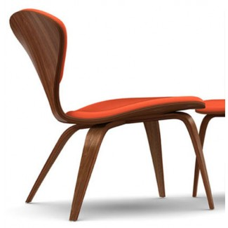 Cherner Lounge Chair, without arms