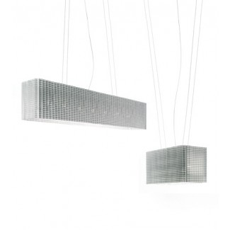 Luceplan Plisse Suspension Lamp
