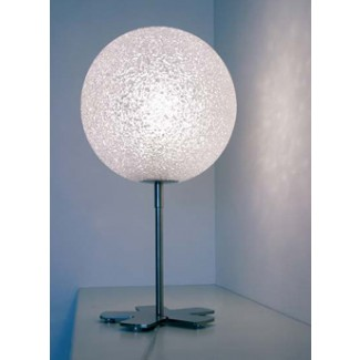Lumen Center Iceglobe 03 Table Lamp