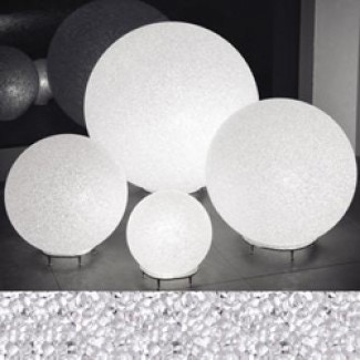 Lumen Center IceGlobe Giant 02 Table Lamp