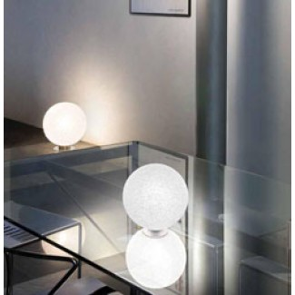 Lumen Center Iceglobe Mini 02 Table Lamp