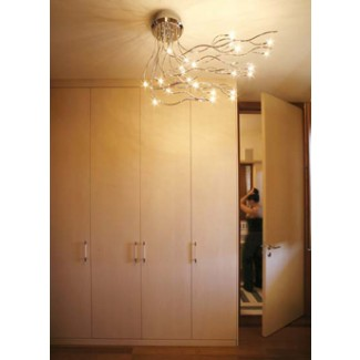 Lumen Center Mistral 24 Ceiling Lamp