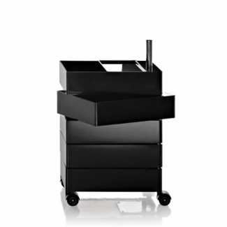 Magis 360 Degree Container 5 Drawer Unit on Wheels