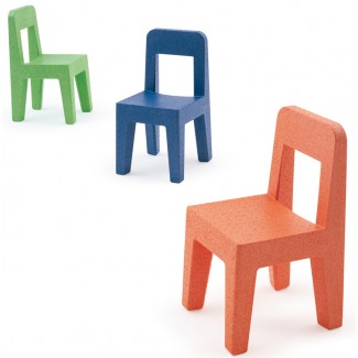 Magis Seggiolina Pop Childrens Chair, Set of 4