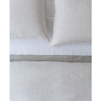 Area Bedding Marie Grey Duvet Cover