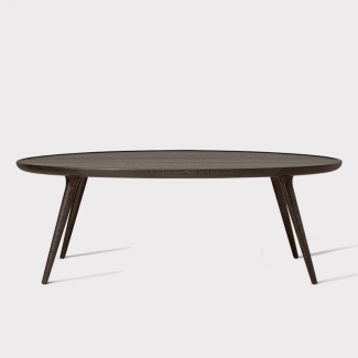 Mater Accent Oval Coffee Table, Sirka Grey Oak