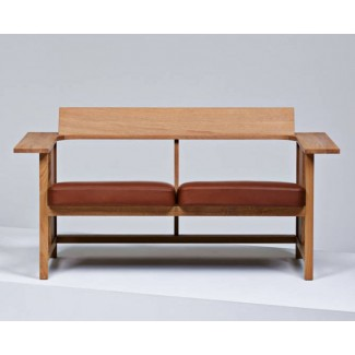Mattiazzi Clerici Two Seat Bench