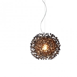 Ango Midnight Moon Pendant Lamp