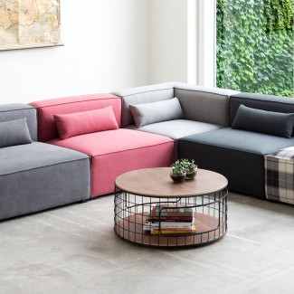 Gus* Modern MIX Modular Sectional, Corner Piece