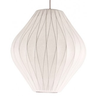 Modernica Bubble Criss Cross Lamp Suspension Pear