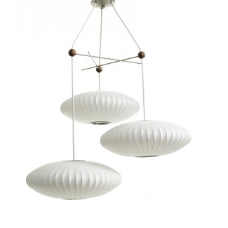 Modernica Bubble Lamp Triple Fixture