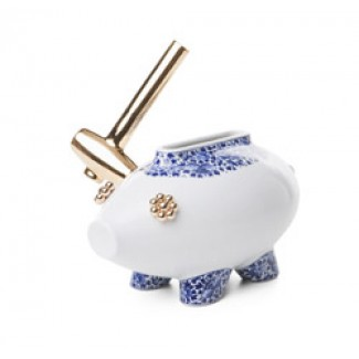 Moooi The Killing of a Piggy Bank Vase