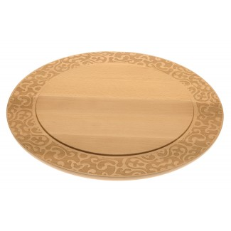 Alessi Dressed in Wood Cheese Board - MW23
