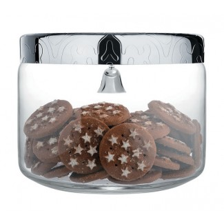 Alessi Dressed Biscuit Box - MW29